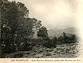 Monts Bibans, près des Portes de Fer, vers 1905.jpg