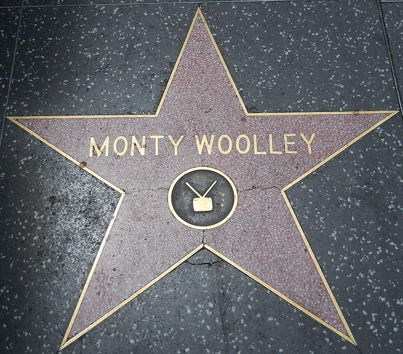 Monty Woolley star HWF.JPG