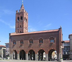 Arengario (Monza) - Arengario of Monza.