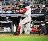 Mookie Betts batting in game against Yankees 09-27-16 (2).jpeg
