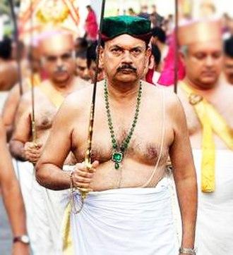 Moolam Thirunal Rama Varma - H. H. Sree Padmanabhadasa Moolam Thirunal Rama Varma
