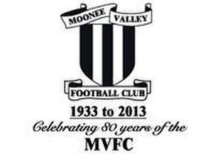 Moonee Valley Football Club - Image: Moonee Valley Football Club