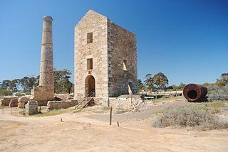 Moonta Mines, South Australia Town in South Australia