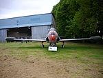 Morbihan Aéro Musée; ailes de la Victoire - T-33 (6).JPG