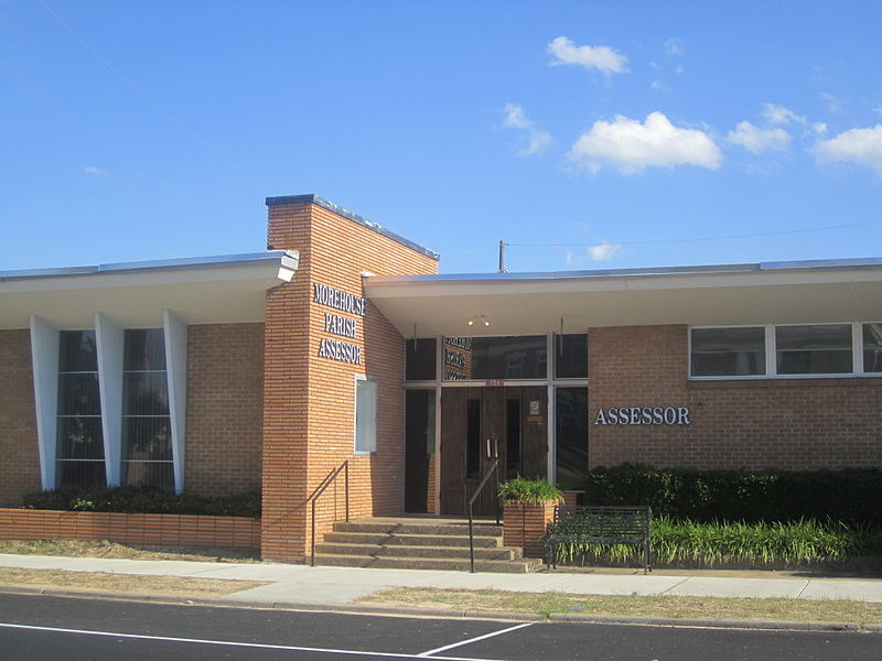 ファイル:Morehouse Parish Assessor's Office, Bastrop, LA IMG 2801.JPG