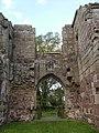 Moreton Corbet Castle gatehouse 02.JPG