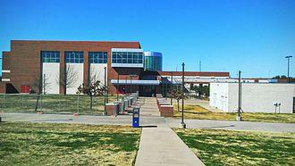 Texas A&M University–Commerce - Morris Recreation Center