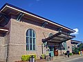 Morristown, NJ, train station front entrance.jpg