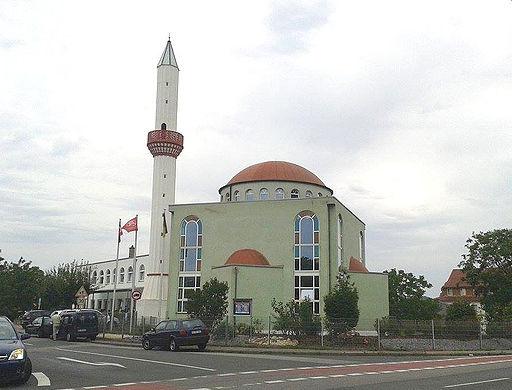 Moschee in Weinheim (14830603111)