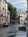 Moscow, Devyatkin Lane Aug 2009 01.JPG