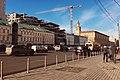 Moscow, Smolenskaya Square (16574608397).jpg