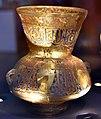 Mosque lamp. From Syria or Egypt. C. 1300 CE. Islamic Art Museum (Museum für Islamische Kunst), Berlin.jpg