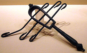 Sistrum - A sekhem-style sistrum