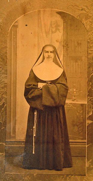 File:Mother Marianne Cope, Syracuse, 1870.jpg