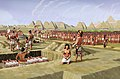Mound 72 sacrifice ceremony HRoe 2013.jpg