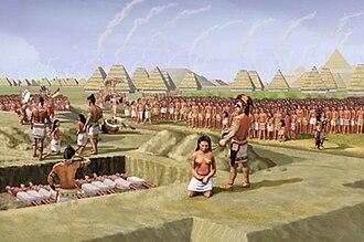 Mound 72 - Mound 72 mass sacrifice of 53 young women