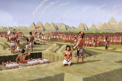 Mound 72 sacrifice ceremony HRoe 2013