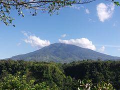 Mount Singgalang volcano in Sumatra Indonesia 20140621.jpg