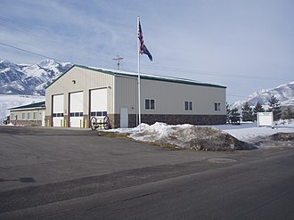 Mountain Green, Utah - Mountain Green Fire District
