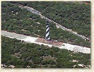 Cape Hatteras Light - July 1, 1999 - National Park Service photo