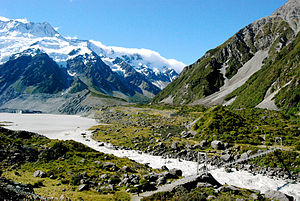 Alps to Ocean Cycle Trail - From Alps...