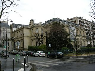 art museum in Paris, France