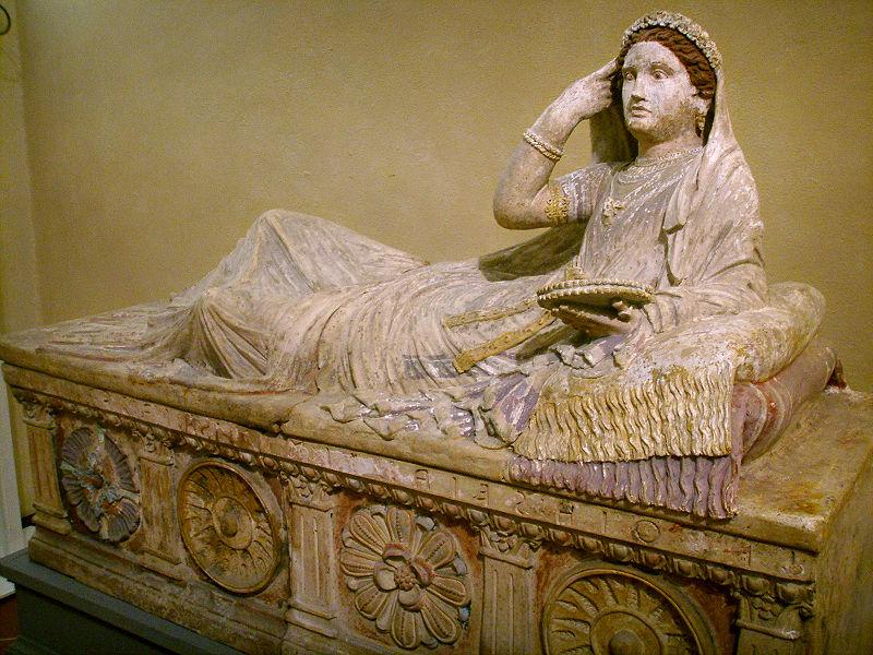 Il ritratto Etrusco-Italico