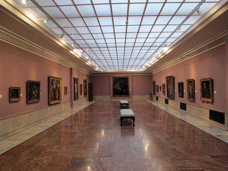 File museo d 39 arte di bucarest interno 04 sala dei pittori for Interno help