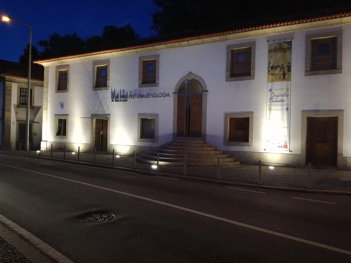 Museu de História e Etnologia da Terra da Maia – Wikipédia