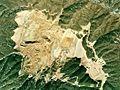 Myojin Dam under construction.jpg