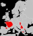 Myotis alcathoe range Map.png