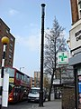 Mysterious cast iron column - geograph.org.uk - 803380.jpg