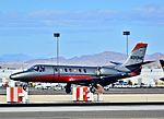 N313HC 2002 Cessna 560 C-N 560-0603 (6832139891).jpg