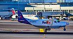 N726FX FEDEX 1995 Cessna 208B Super Cargomaster C-N 208B0465 (33594902326).jpg