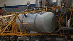 NAL VTOL Flying Test Bed fuel tank(right) at Kakamigahara Aerospace Science Museum November 2, 2014.jpg