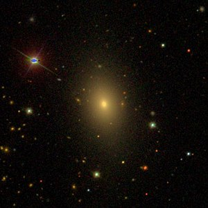 NGC 4006 [1] SDSS image