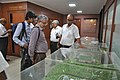 NMST Delegates Visit Architectural Model Repository With NCSM Officers - Kolkata 2017-06-19 2109.JPG
