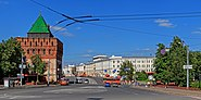 NN Minin and Pozharsky Square view 08-2016