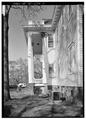NORTHWEST SIDE ELEVATION, LOOKING NORTH - Joseph Banks House, 104 Dantzler Street, Saint Matthews, Calhoun County, SC HABS SC,9-SMAT,1-7.tif
