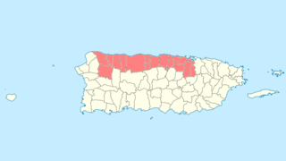 National Register of Historic Places listings in northern Puerto Rico Places in northern Puerto Rico listed on the US National Register of Historic Places