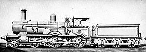 New South Wales Z17 class locomotive - Class Z17 Locomotive in service