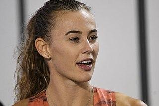 Nadine Visser Dutch athletics competitor