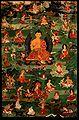 Nagarjuna with 84 mahasiddha.jpg