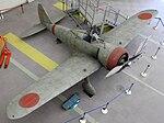 Nakajima Ki-27 replica, Tokorozawa Aviation Museum.jpg