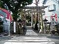 Nakameguro hachiman.JPG