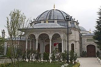 Nakşidil Sultan - Image: Naksidil Valide Sultan Mausoleum 9295