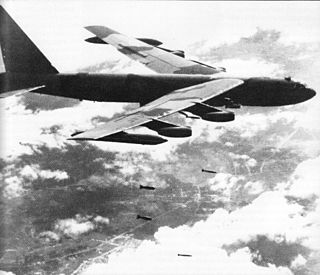 Operation Linebacker II December 1972 US bombings on North Vietnam