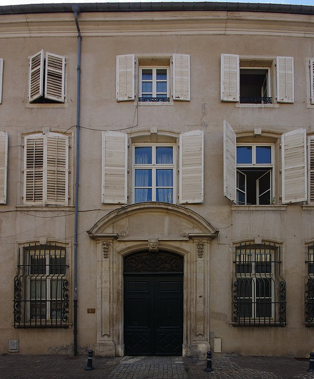 Monument historique à Nancy