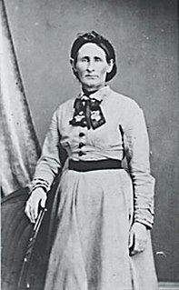 Nancy Kelsey American pioneer