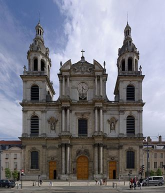 Roman Catholic Diocese of Nancy - Nancy Cathedral